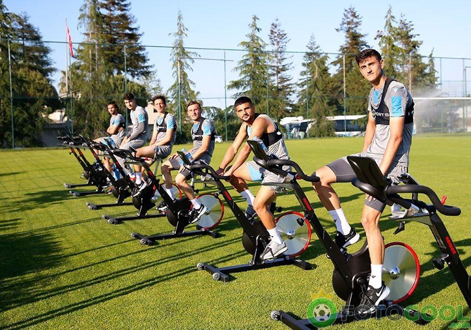 Trabzon Performans testinden geçti