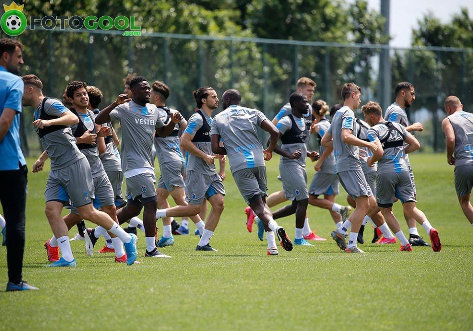 Trabzon, Fenerbahçe maçının hazırlıklarına başladı