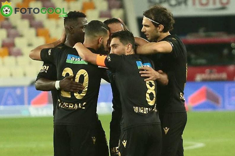 Y.Malatya 12 hafta sonra kazandı 2-1