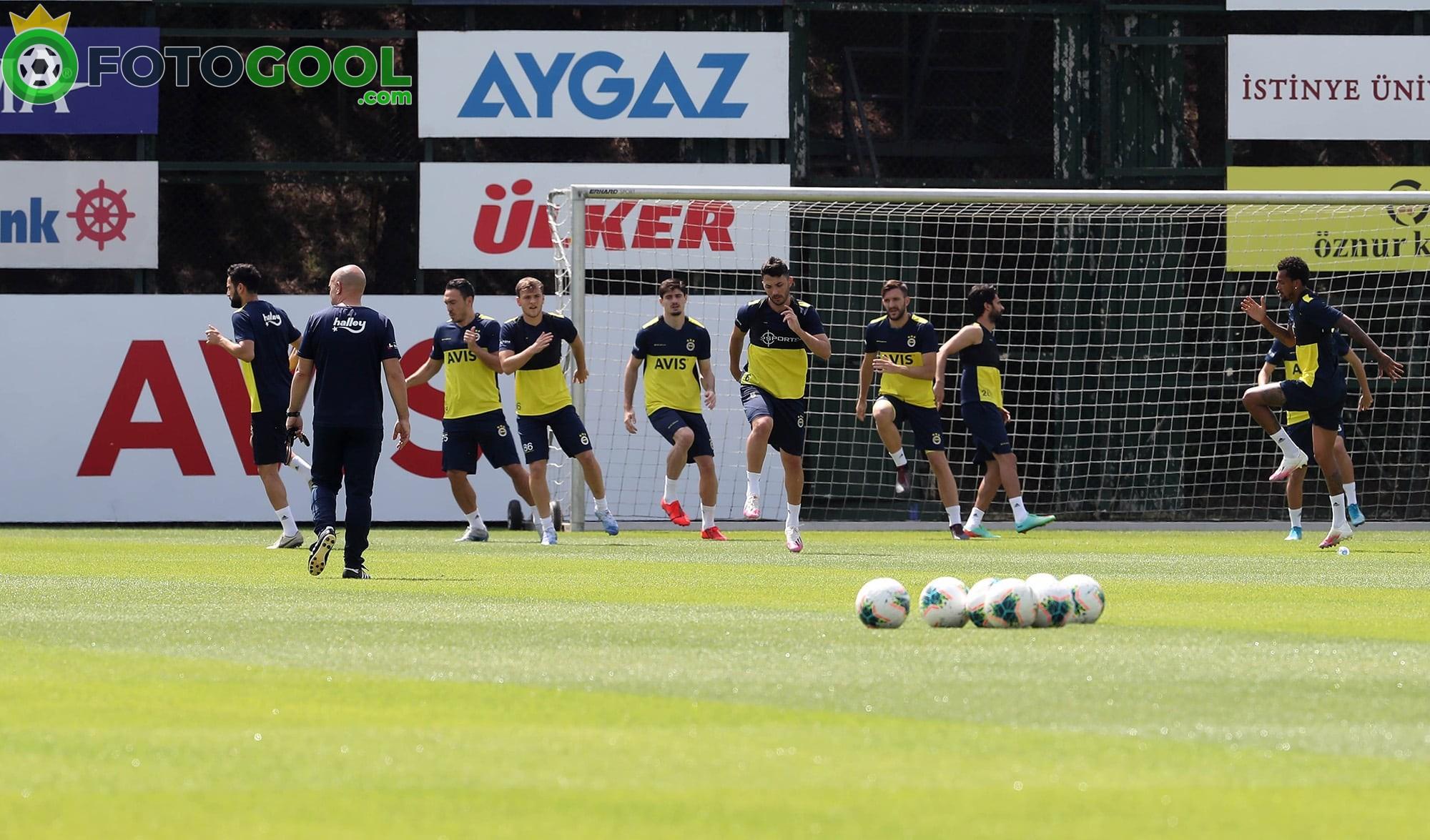 Fenerbahçe'de izin yok