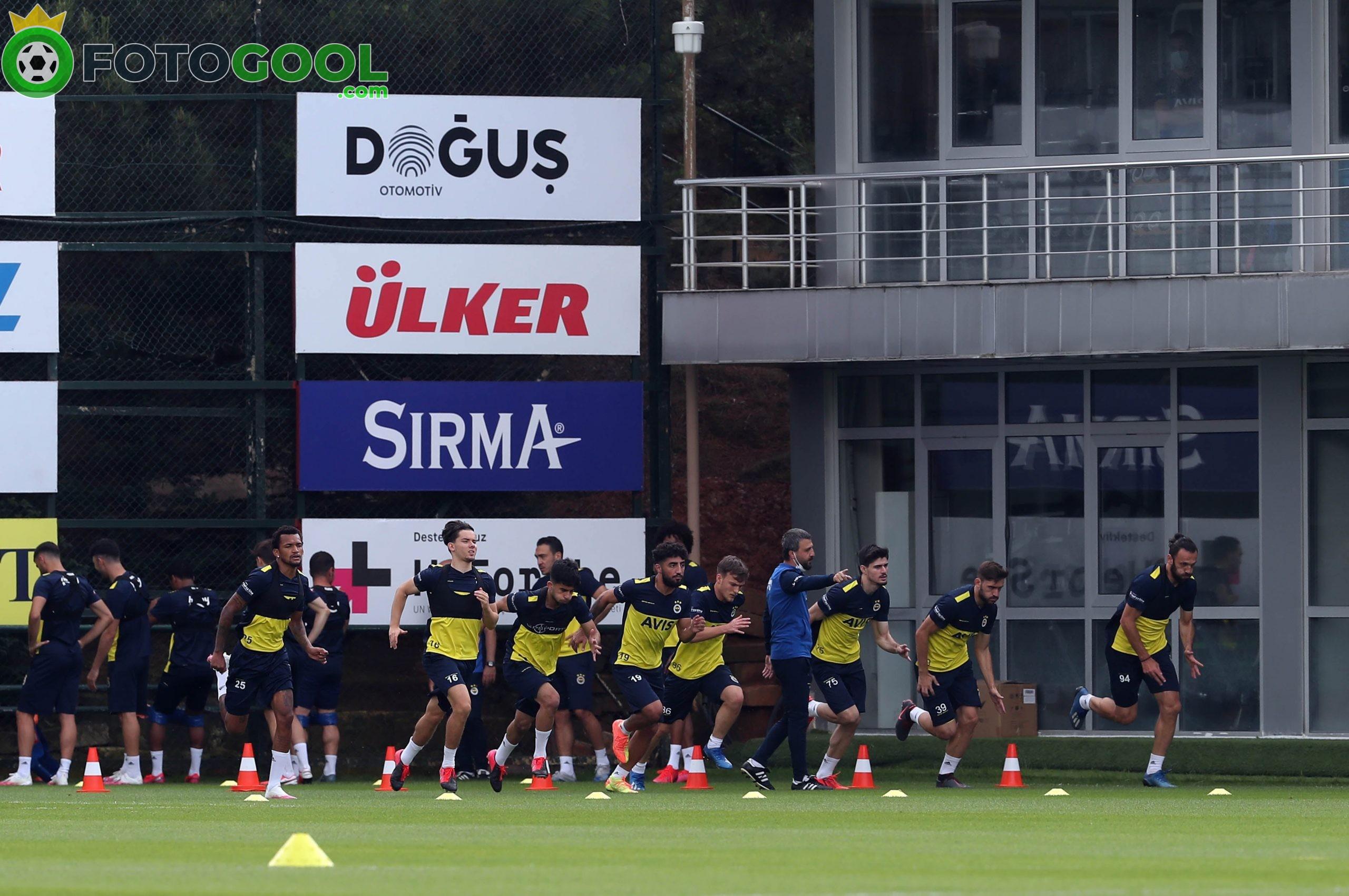 Fenerbahçe Paşa'ya hazırlanıyor