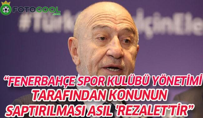 Nihat Özdemir'den açıklama