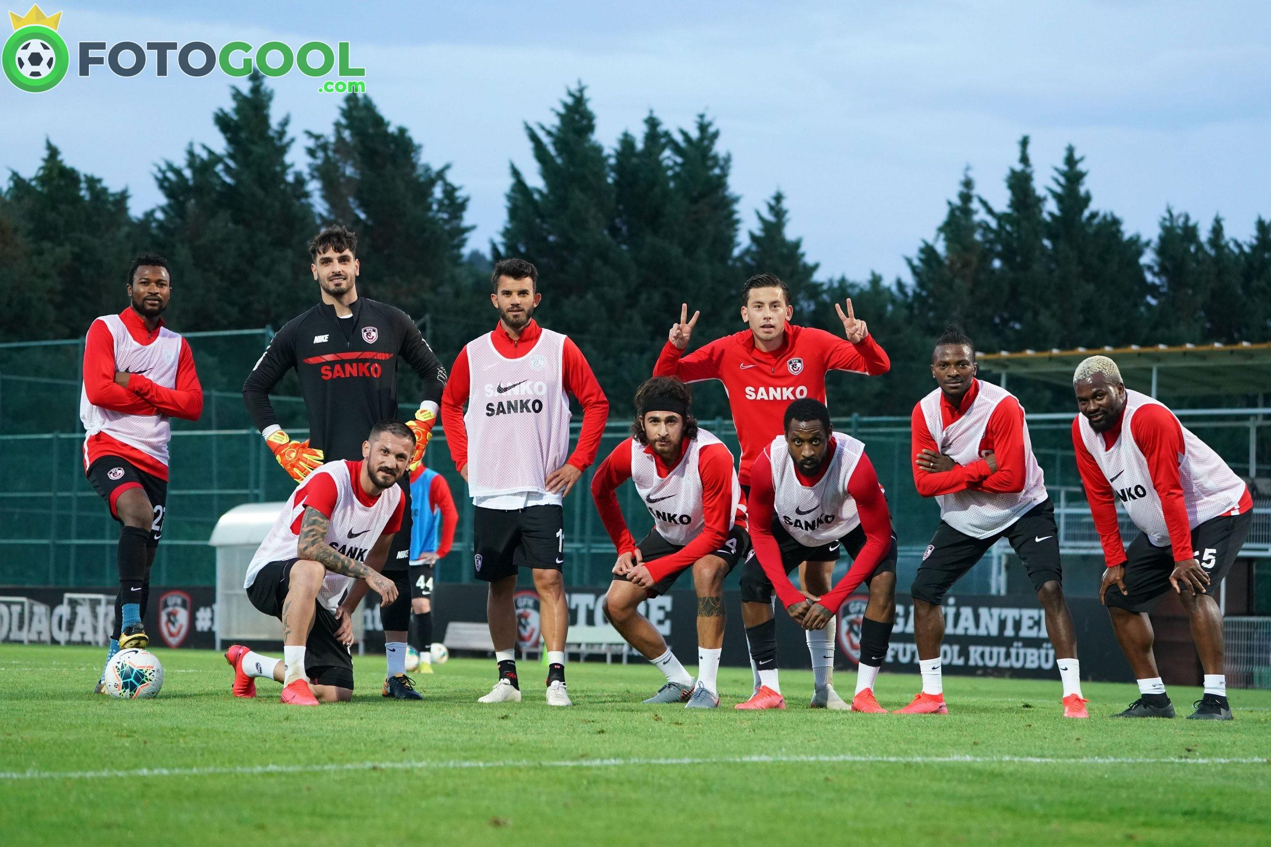 Gaziantep , Galatasaray'a hazırlanıyor