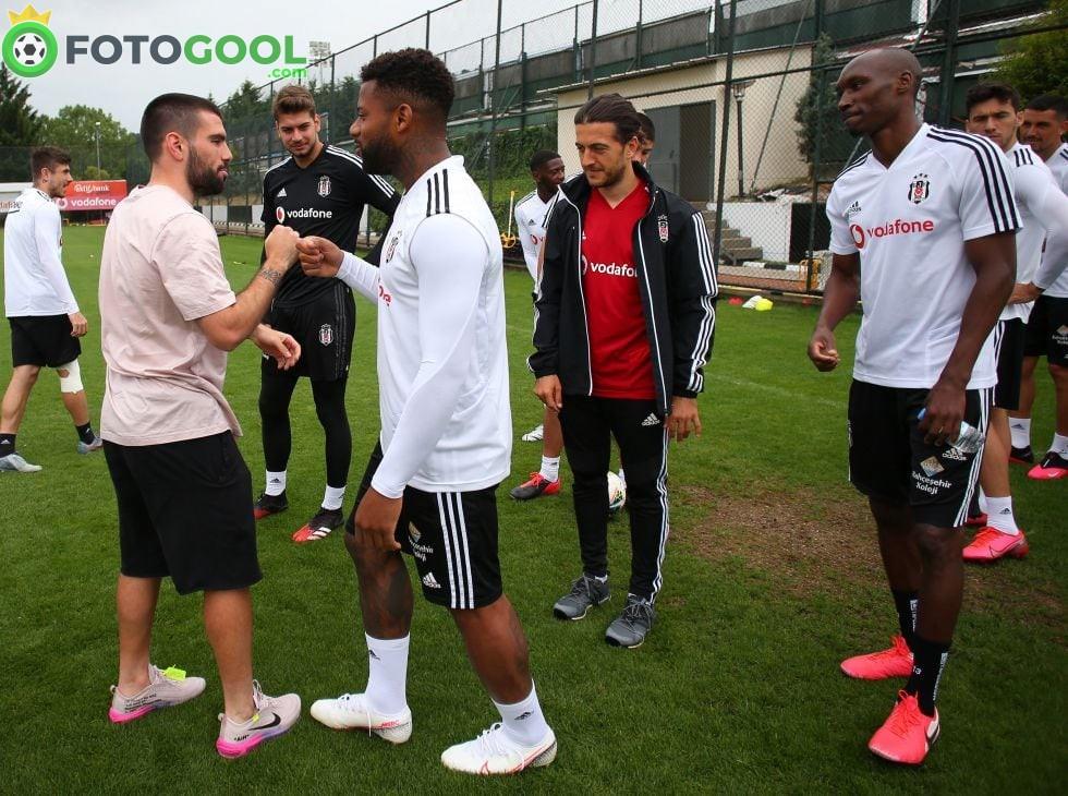 Beşiktaş Pedro Rebocho'ya teşekkür etti