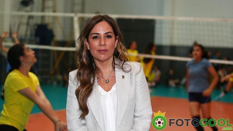 Simla Türker Bayazıt'tan  Voleybol konusunda açıklamalar