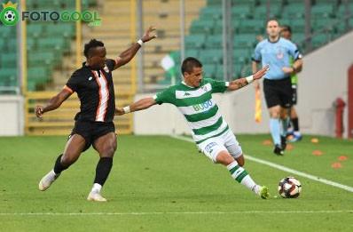 Bursa tek golle geçti. 1-0
