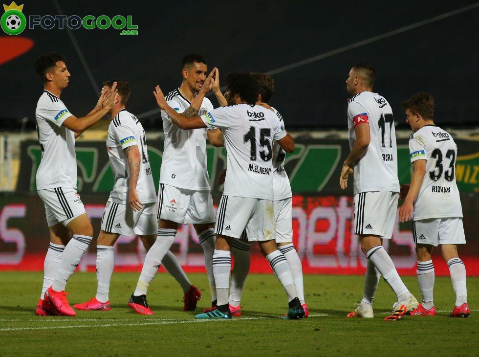 Beşiktaş , Denizli'de patladı 5-1
