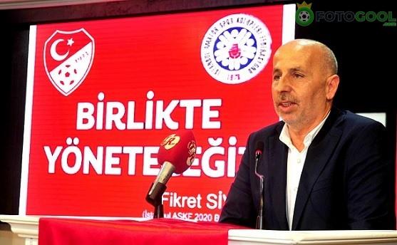 """""""İstanbul'a yeni tesisler ve sahalar kazandıracağız"""""""