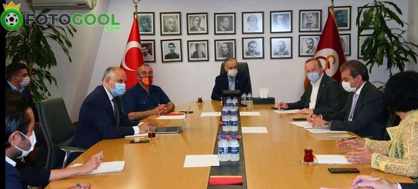 Galatasaray olağan toplantısını yaptı