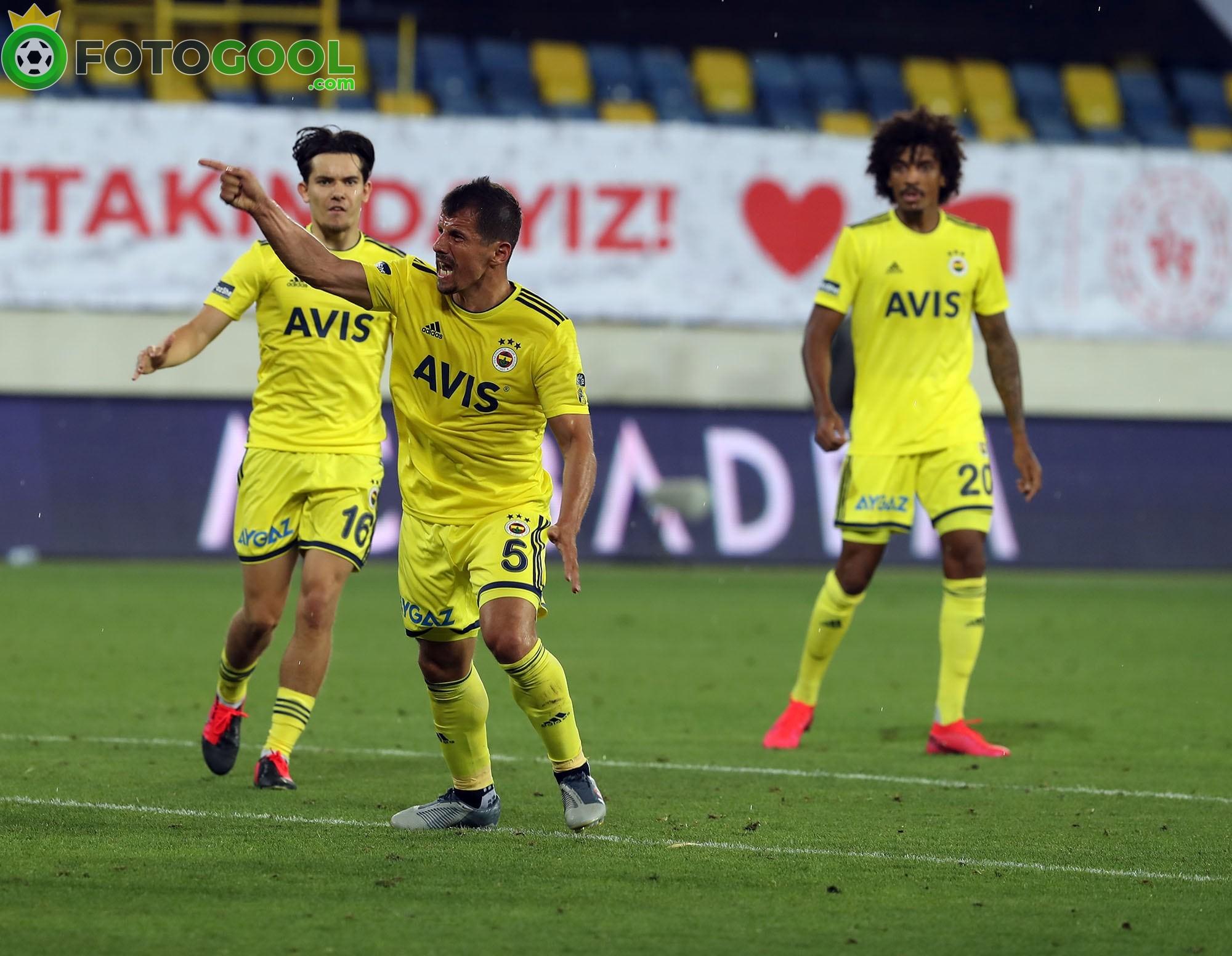 Fenerbahçe'ye Gençler engeli. 1-1