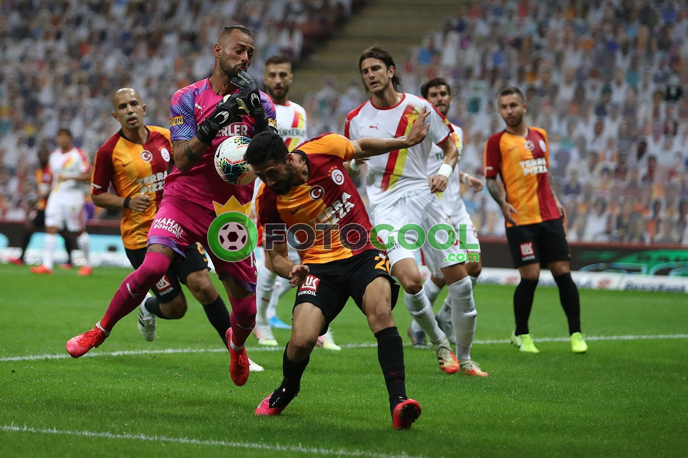 Galatasaray galibiyeti hatırladı..