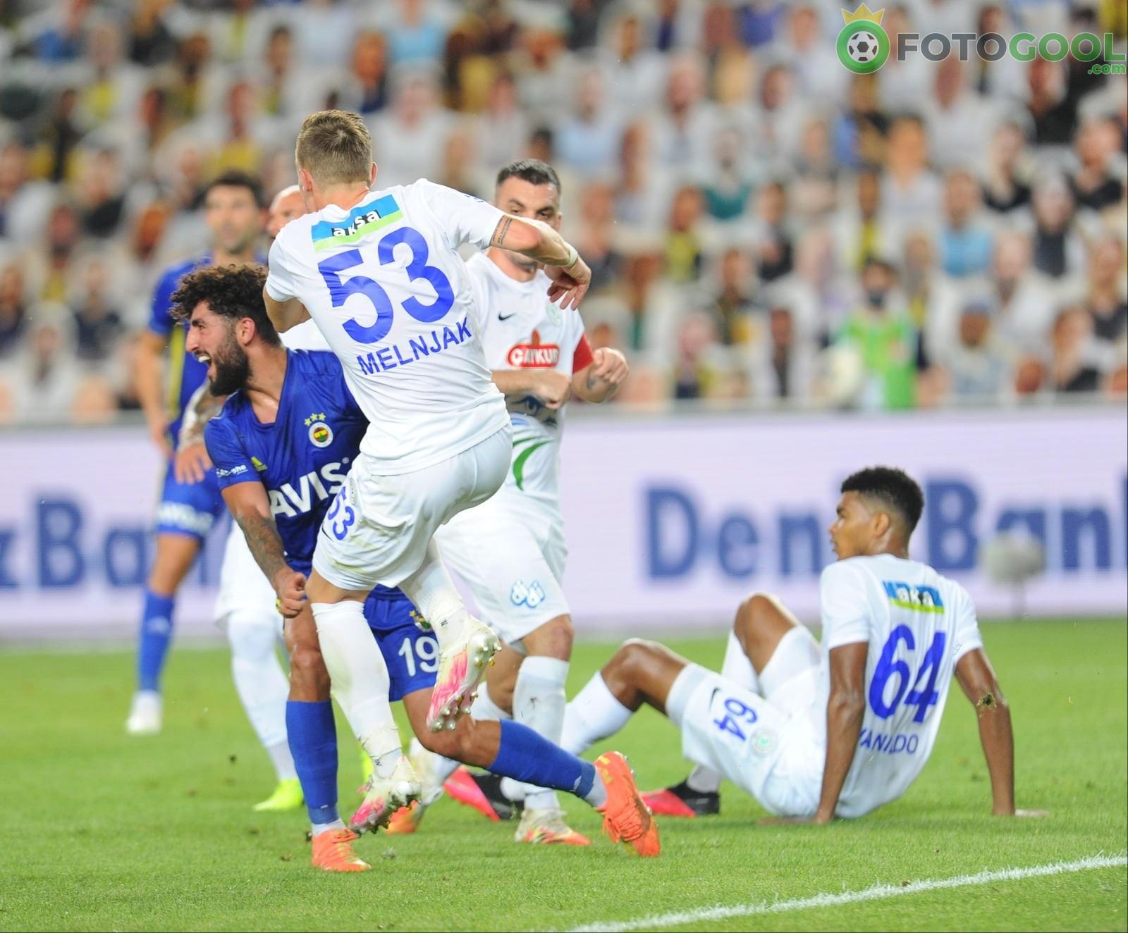 Fenerbahçe galibiyetle tamamladı 3-1
