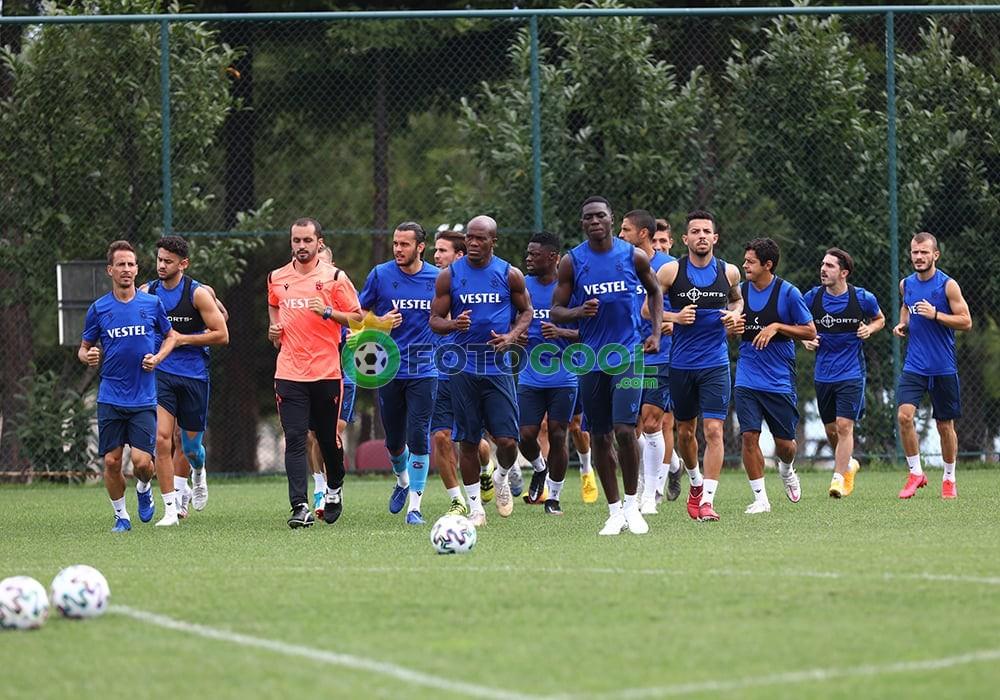 Trabzonspor çalışmalara yeniden başladı