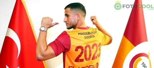 Omar Elabdellaoui Galatasaray'da