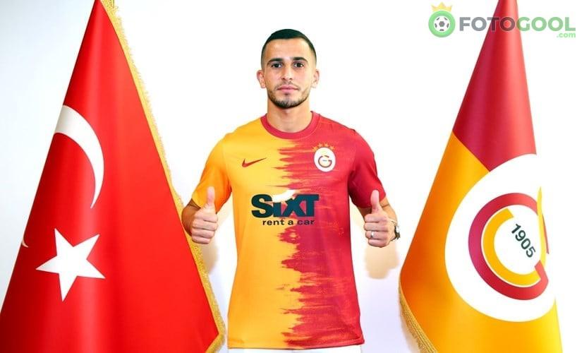 Galatasaray Omar'ı KAP 'a bildirdi