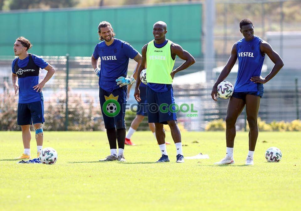 Trabzonspor, Denizlispor karşılaşmasına hazır