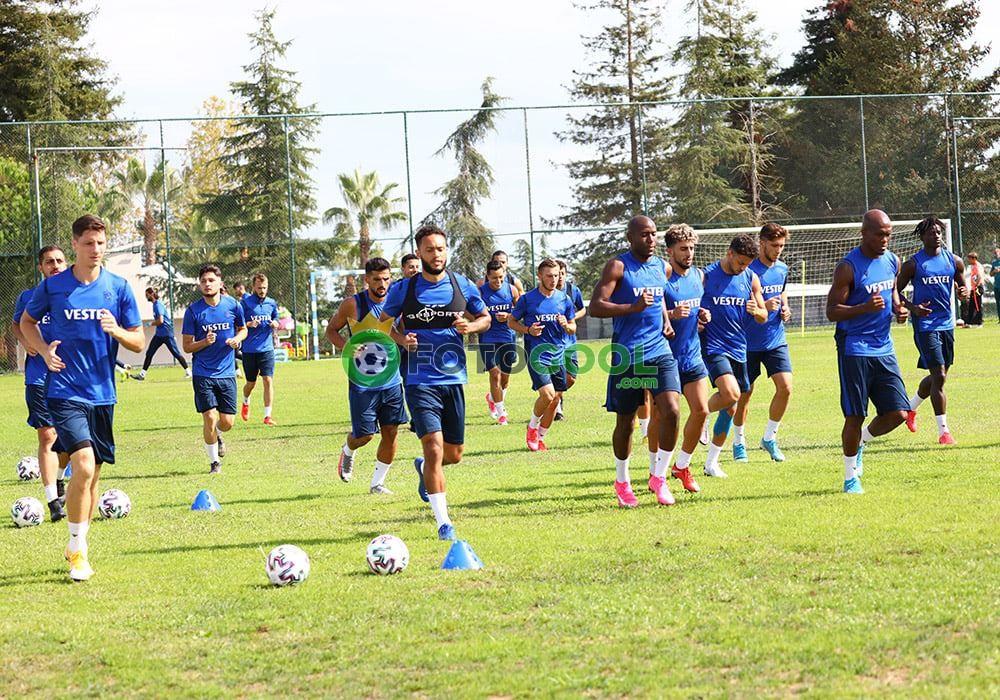 Trabzon'dan hedef galibiyet