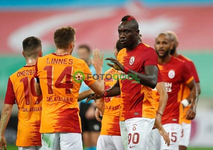 Galatasaray Rakibi karşısında kolay eledi 3-1