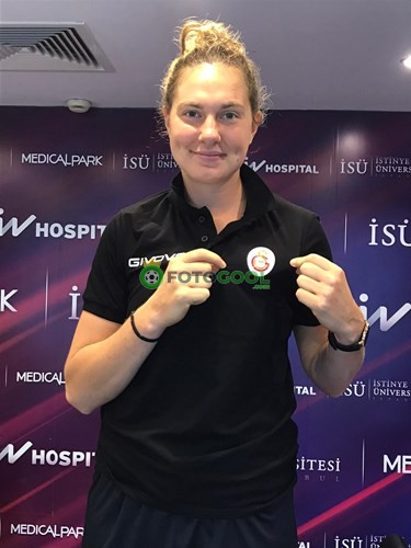 Zofia Hruscakova sağlık kontollerinden geçti