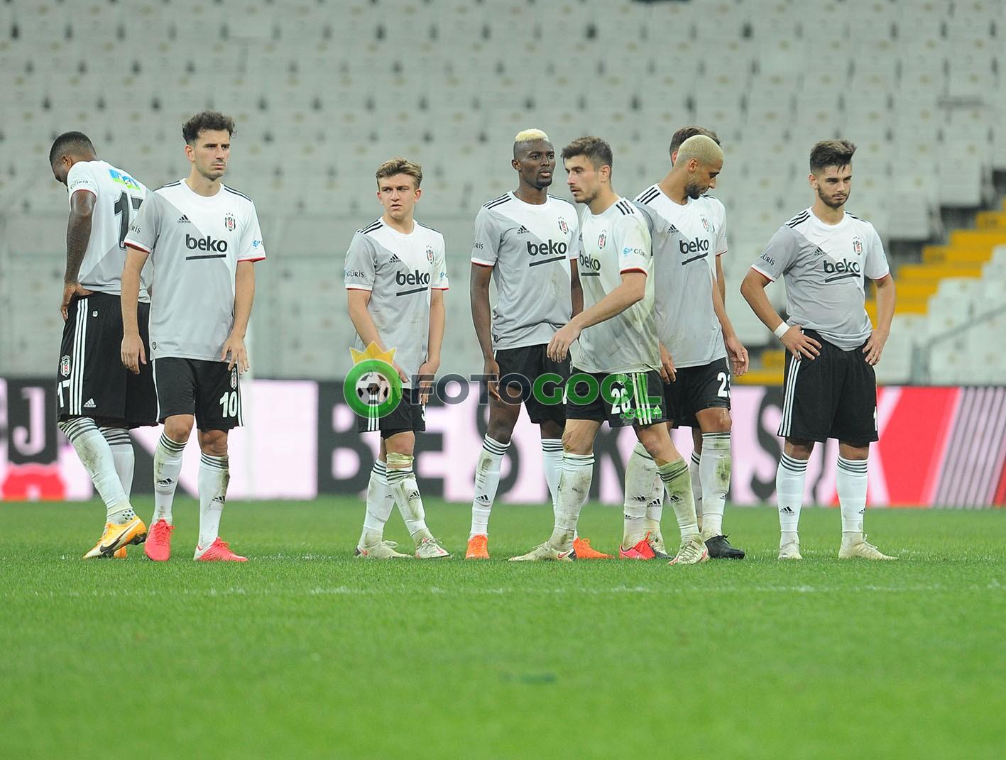 Beşiktaş Penaltılarla elendi