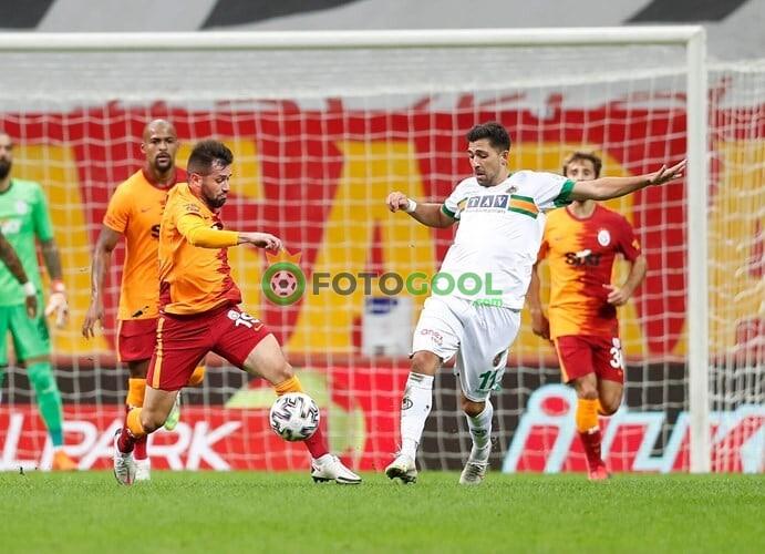 Galatasaray uzatma'da yıkıldı. 1-2