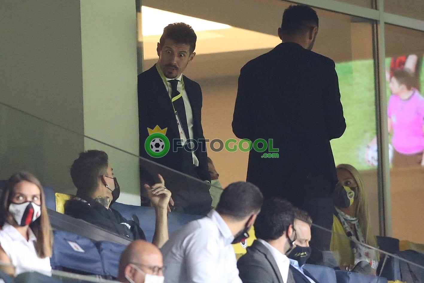 Belezoğlu ile Diego Perotti ilginç sohbeti
