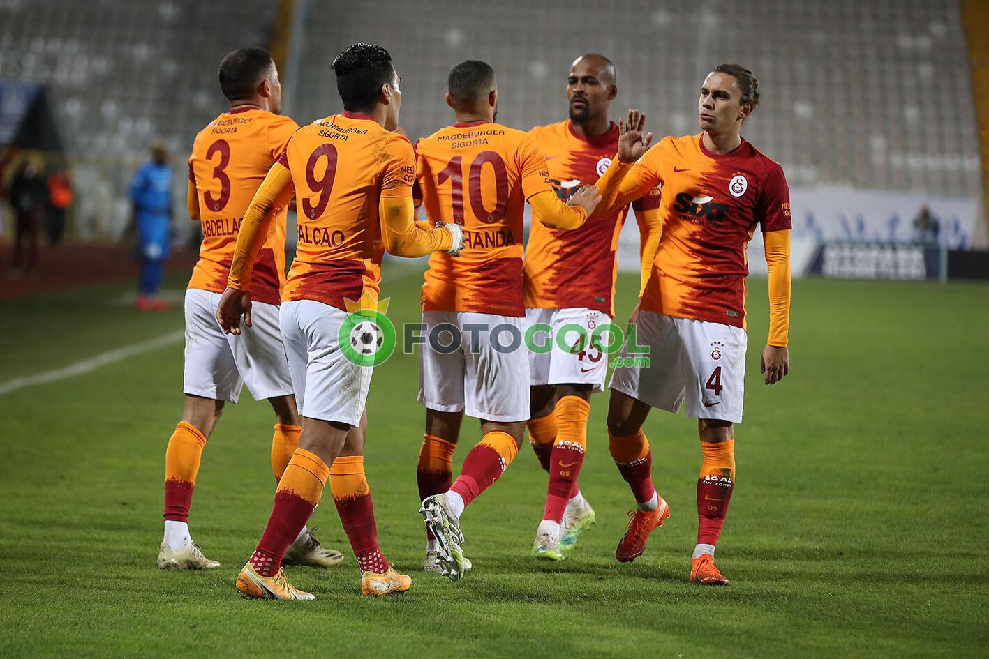 Galatasaray kazanmayı hatırladı 1-2