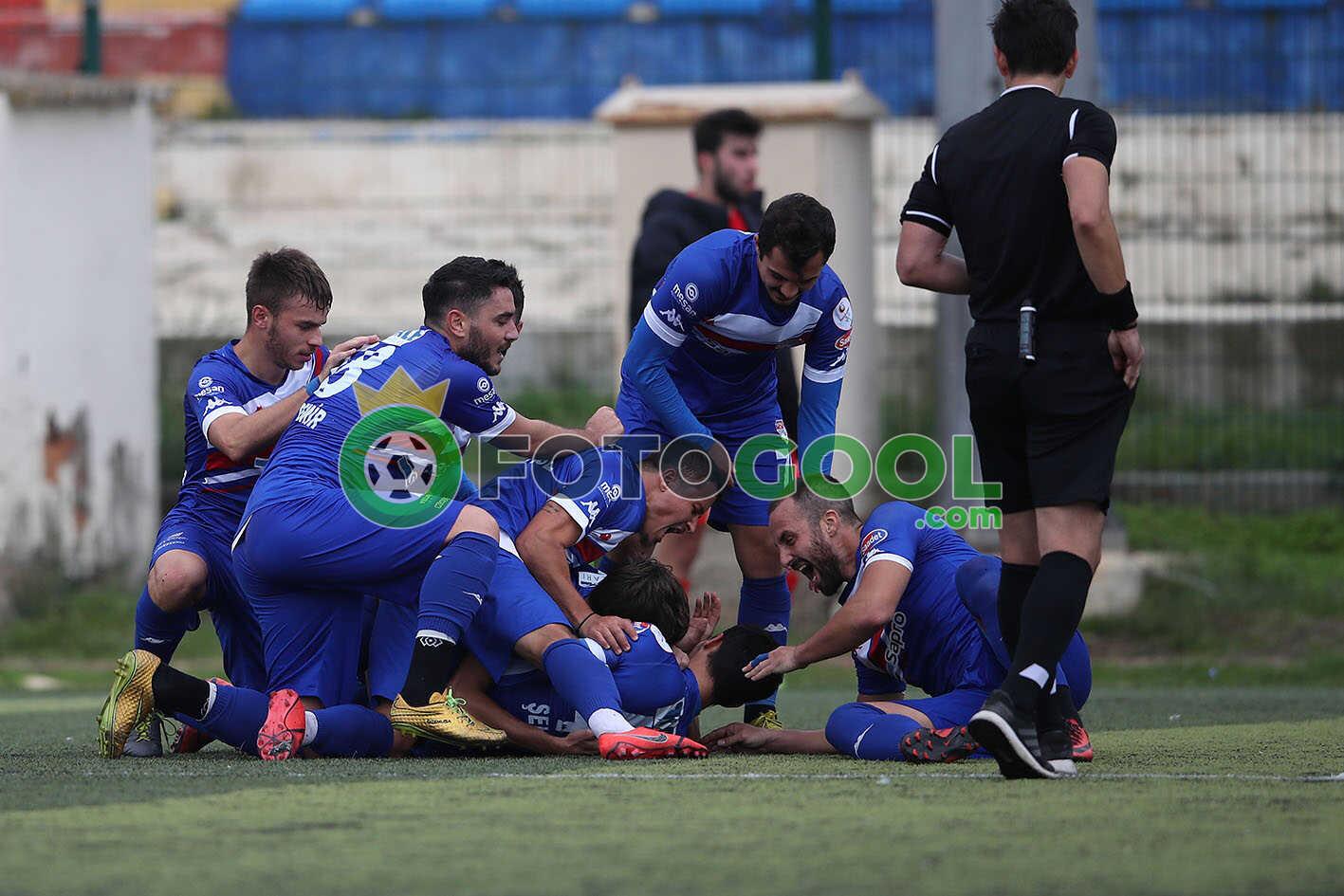 Silivrispor 10 Kişi ile 3 puanı aldı. 1-0