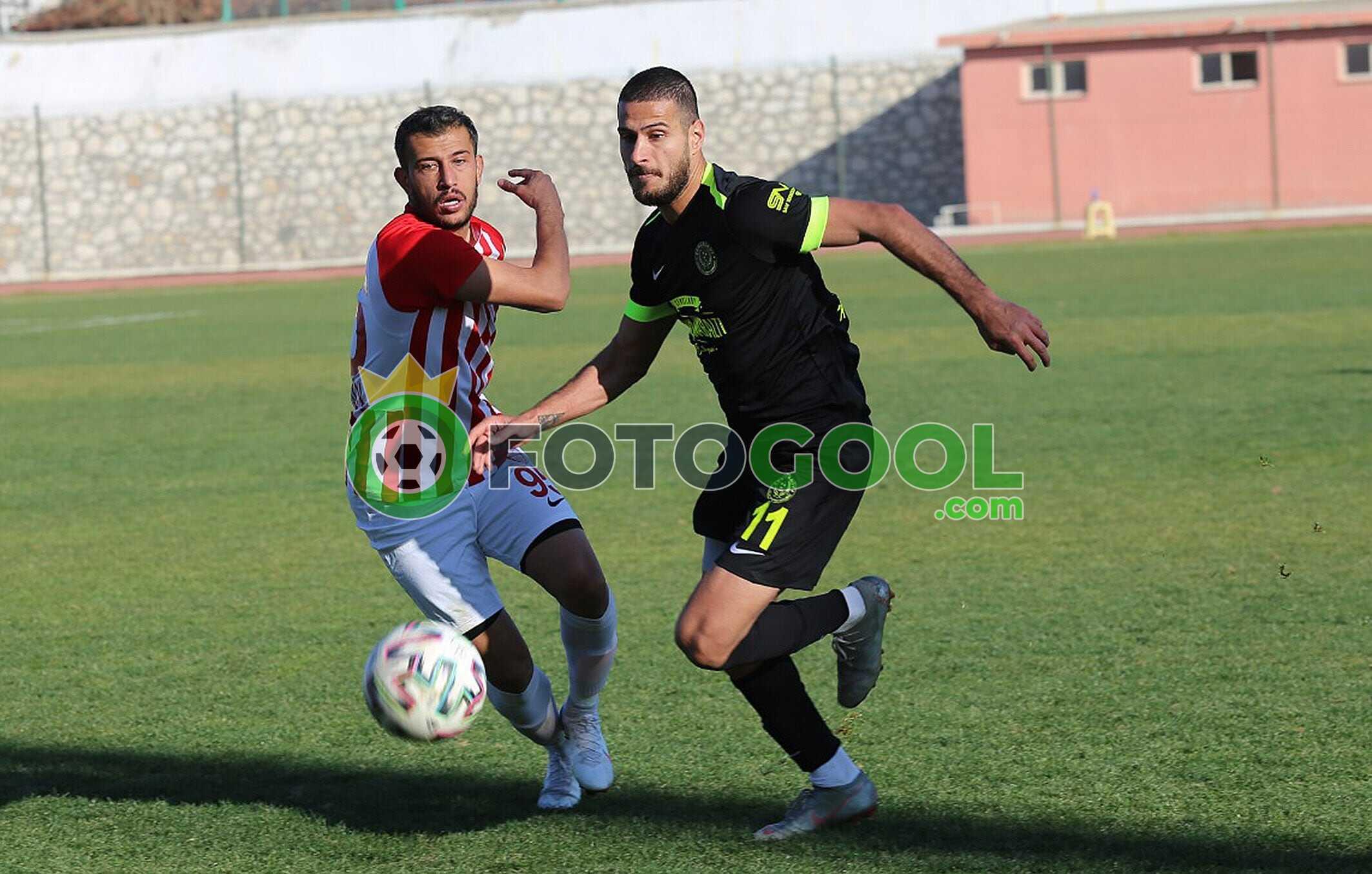 Karaman Belediye-Çengelköy maçında olaylar ve 6 gol