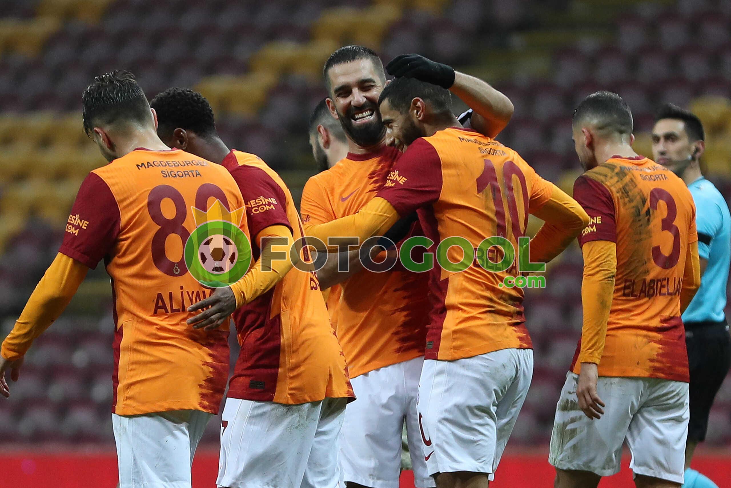 Galatasaray tek geçti. 1-0