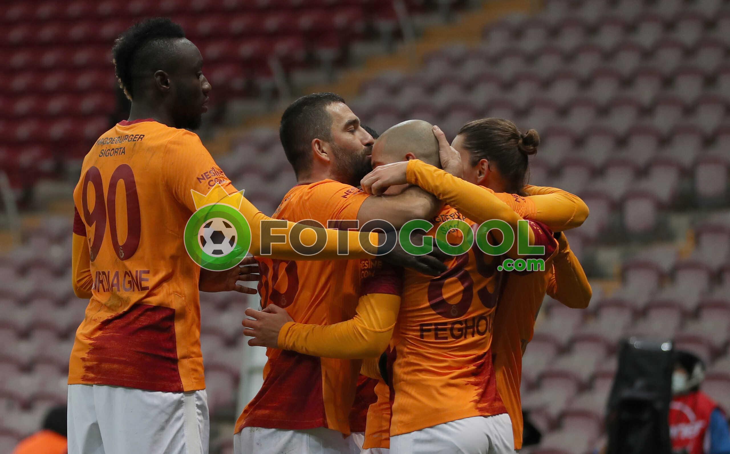 Galatasaray 3 puanı 3 golle aldı 3-1
