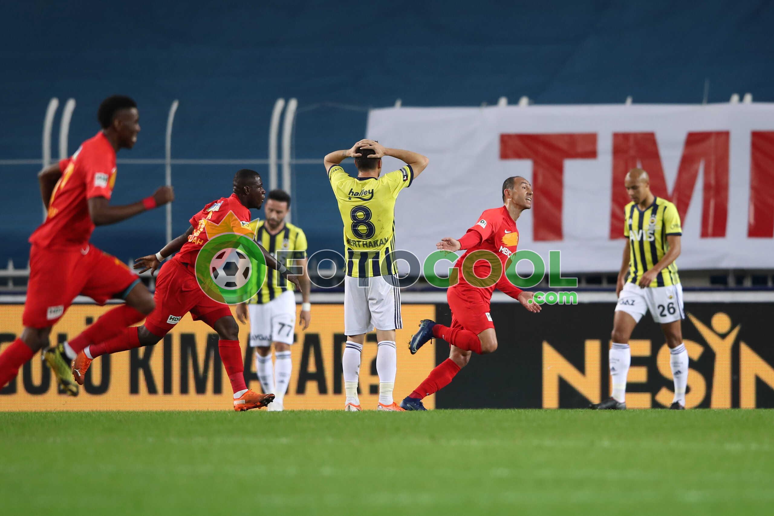 Fenerbahçe'ye Malatya Şoku 0-3