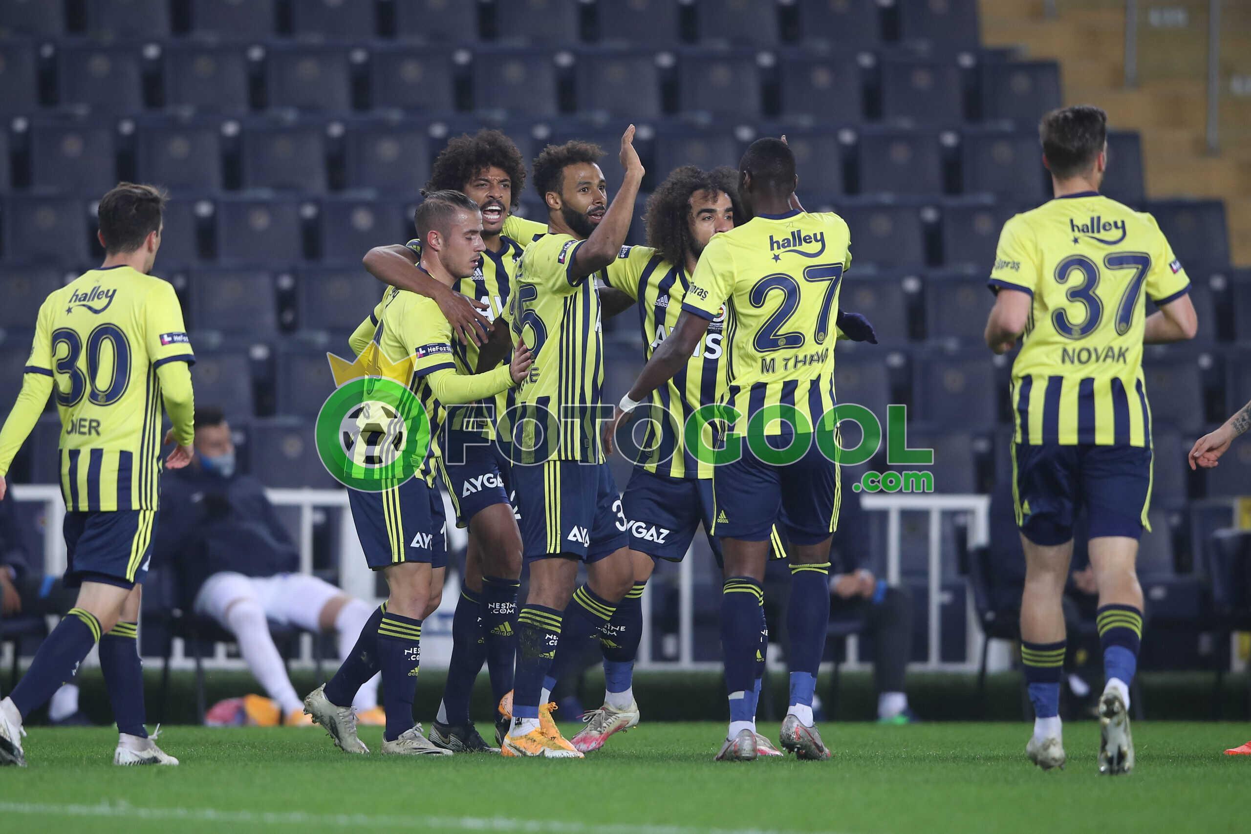 Fenerbahçe sadece turu atladı  1-0