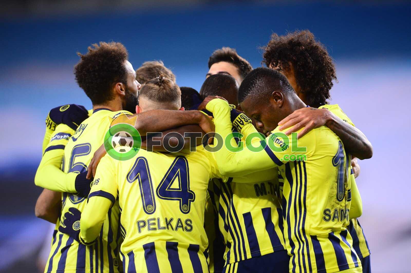 Fenerbahçe Seriye devam etti 3-1