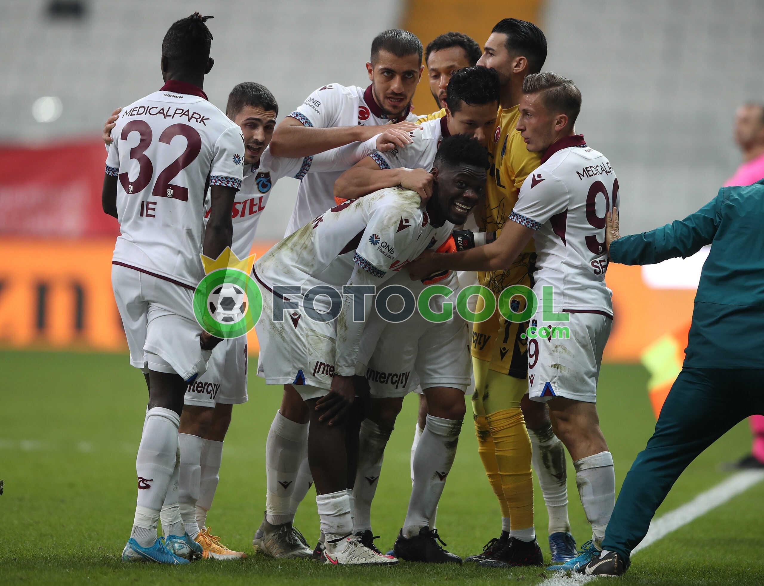 Trabzon fırtınası bu kez İstanbulda esti 1-2