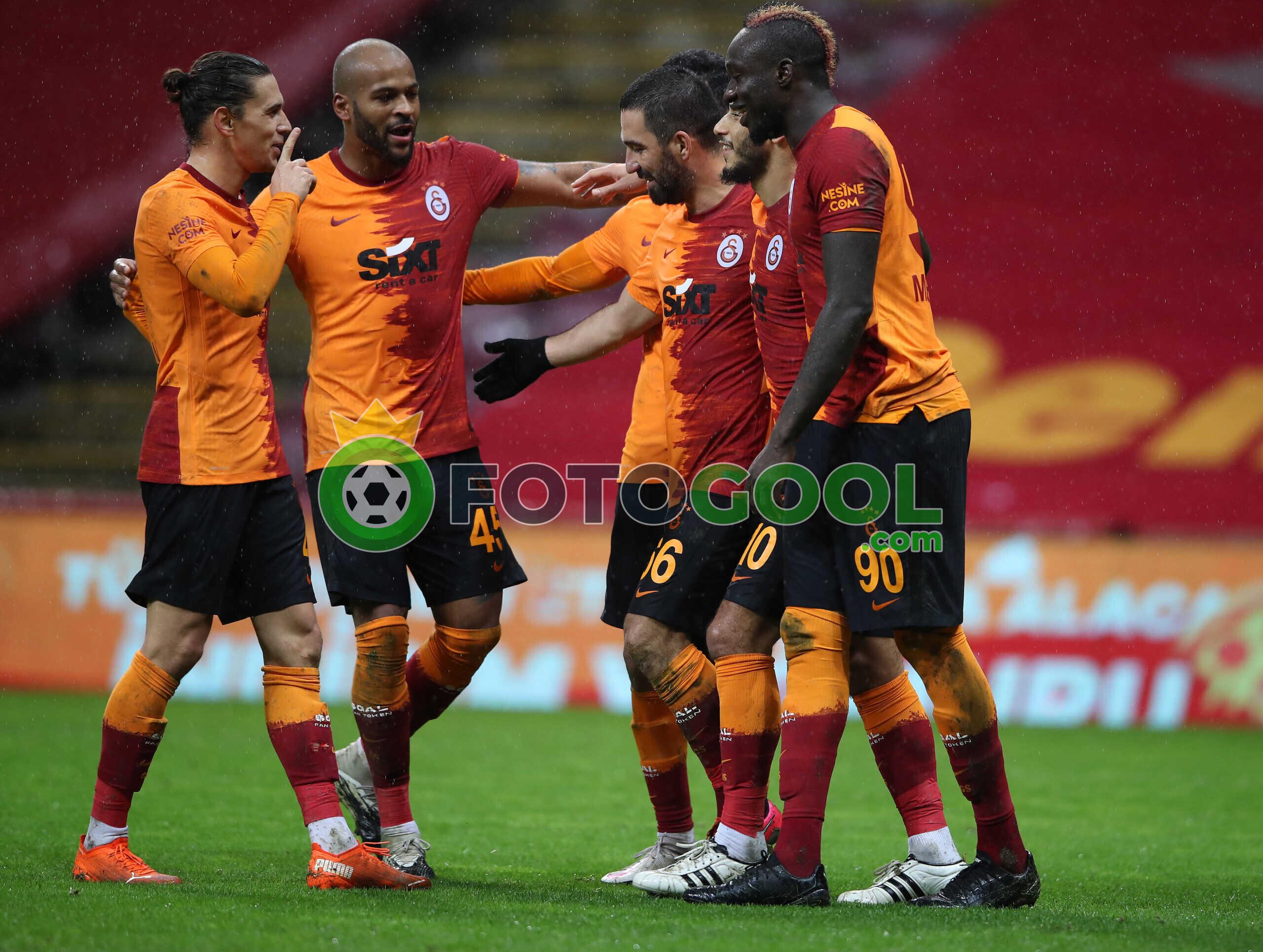 Galatasaray farka gitti 6-0