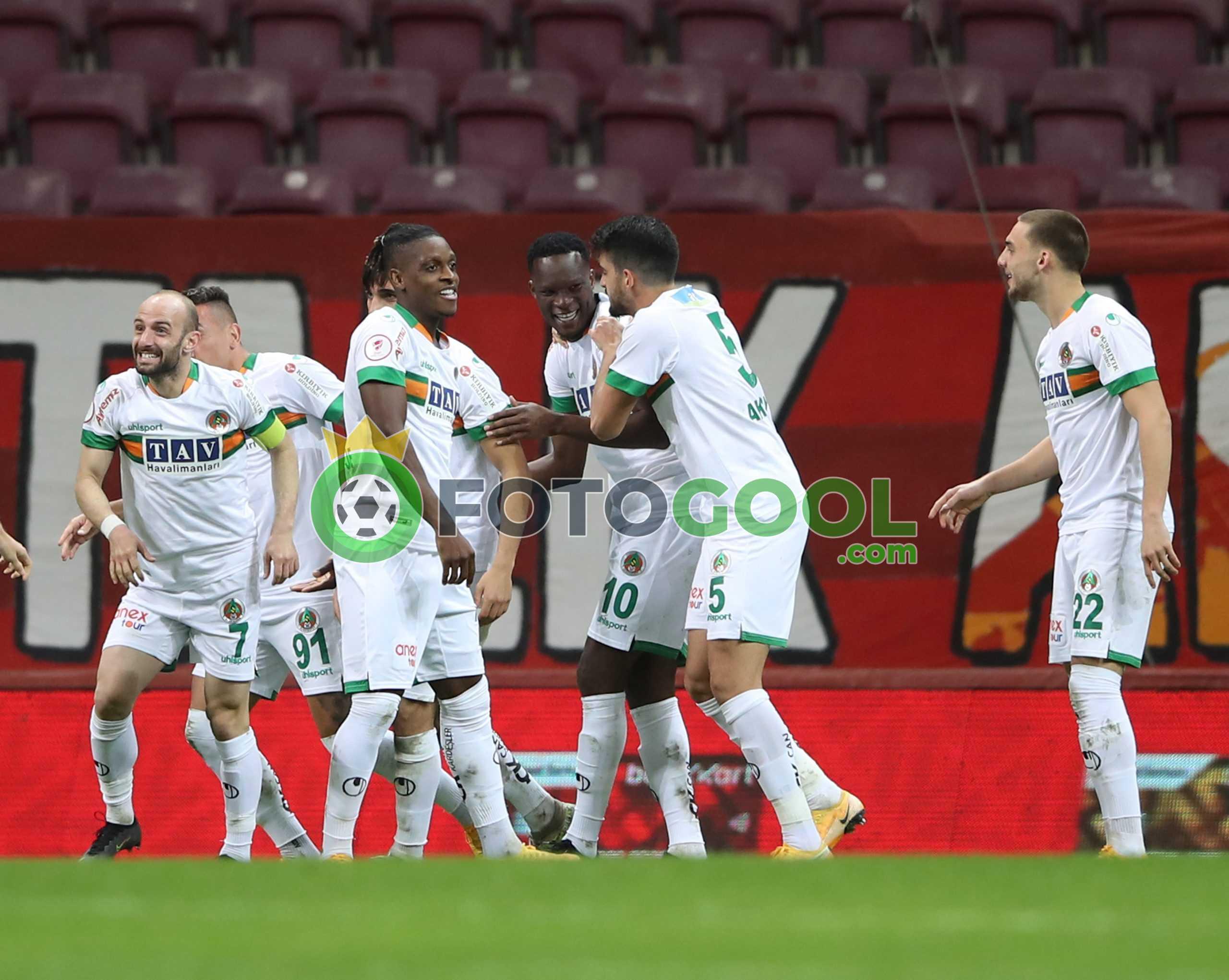 Galatasaray'a Kupada Alanya şoku. 2-3