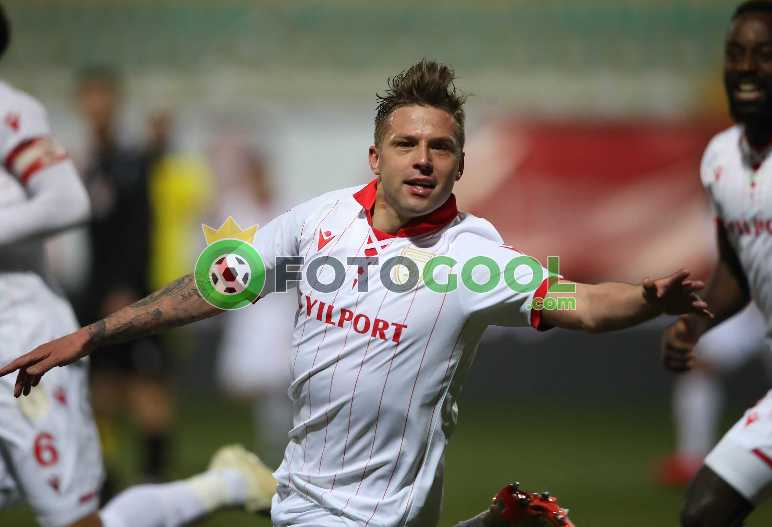 Yılport Samsun 3 puanı 1 golle aldı  1-0