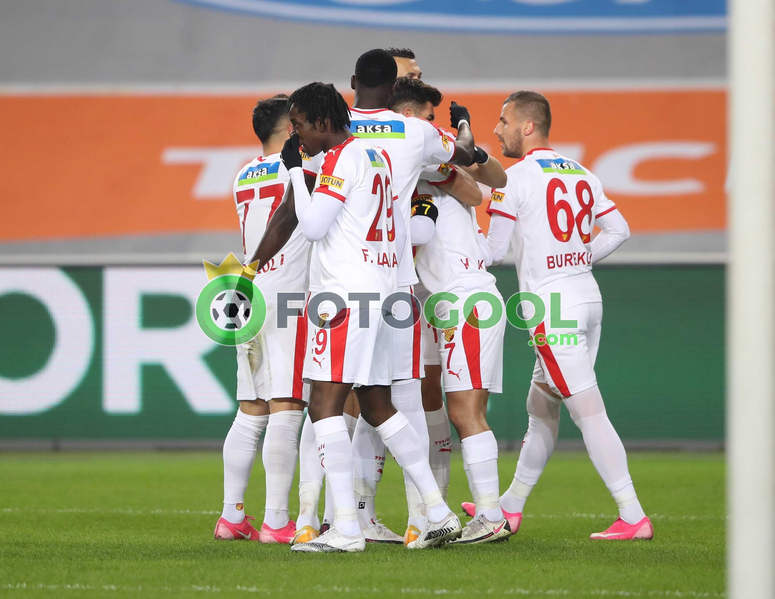 Fenerbahçe'ye Göztepe şok'u 0-1