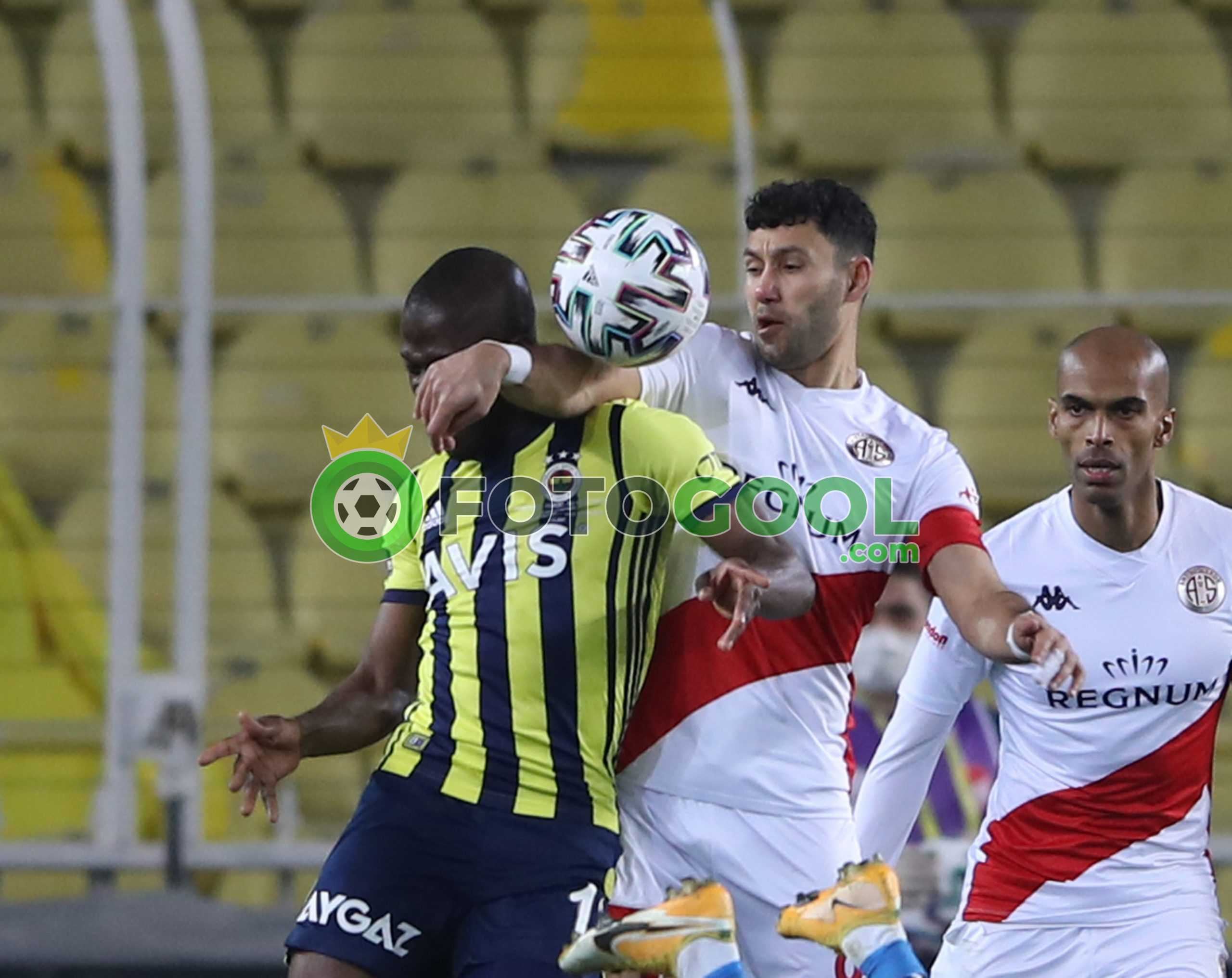 Fenerbahçe evinde kayıp. 1-1