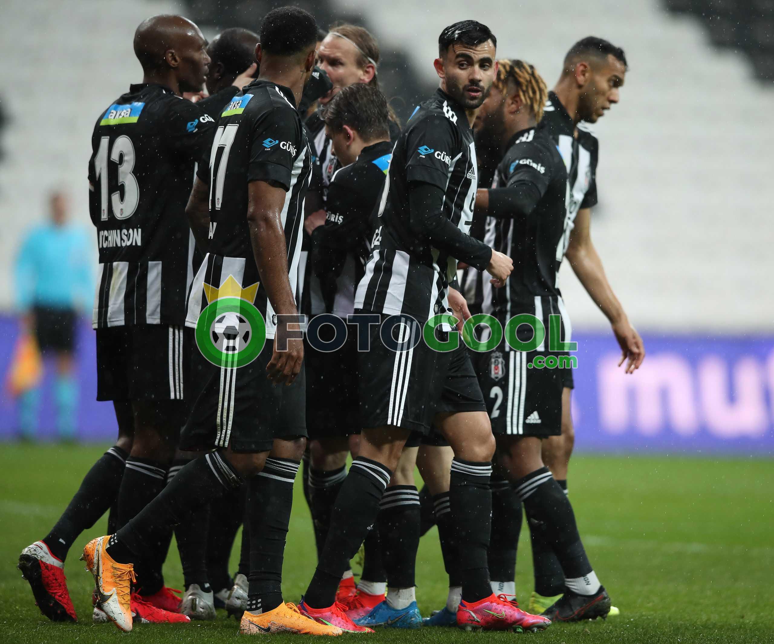 Beşiktaş Aboubakar'a üç puan aldı  2-1