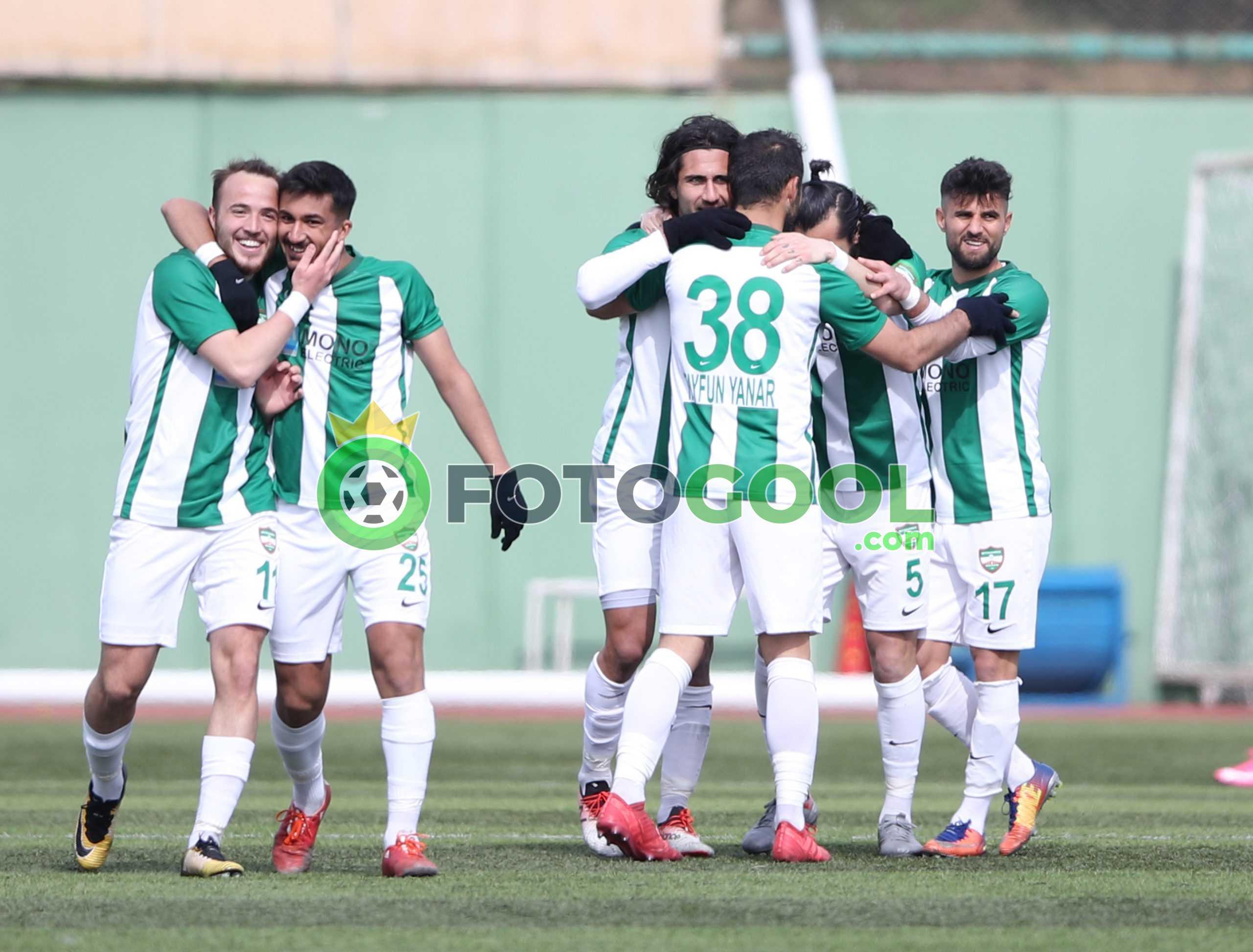 Tepecikspor AŞ Lideri devirdi. 3-1