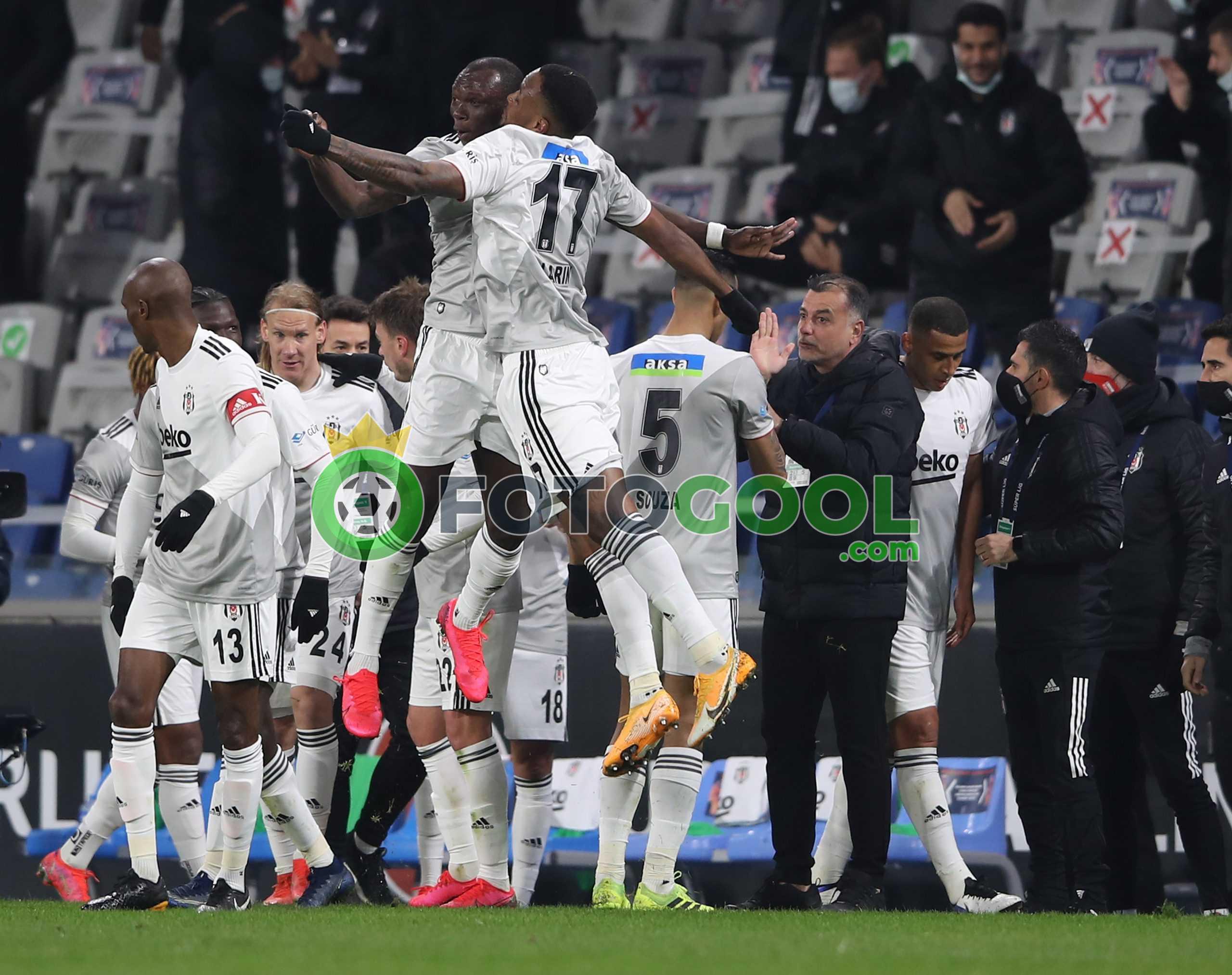 Beşiktaş zirve aşkına 3-2