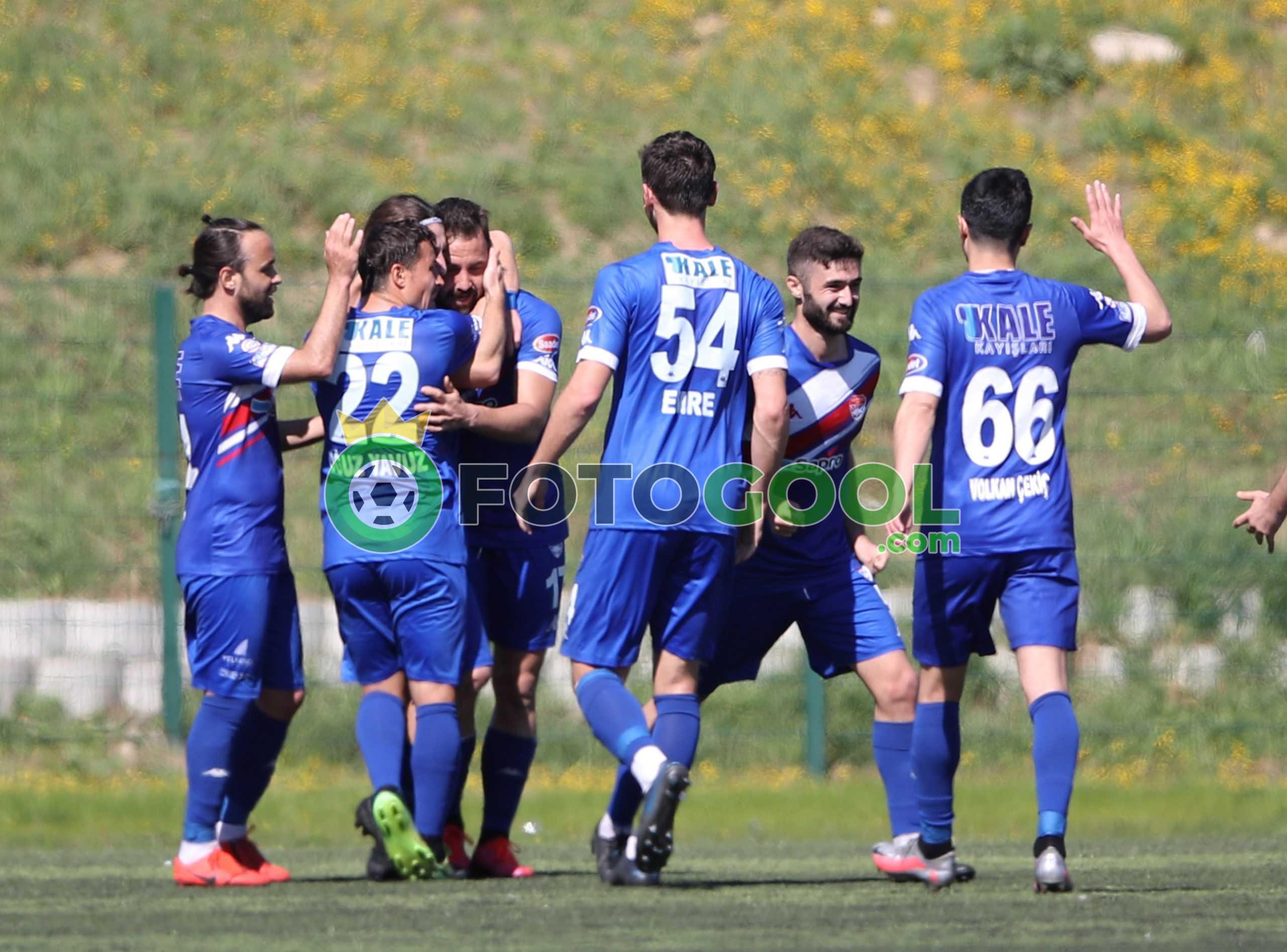 Silivrispor İlk yarıda bitirdi 2-1