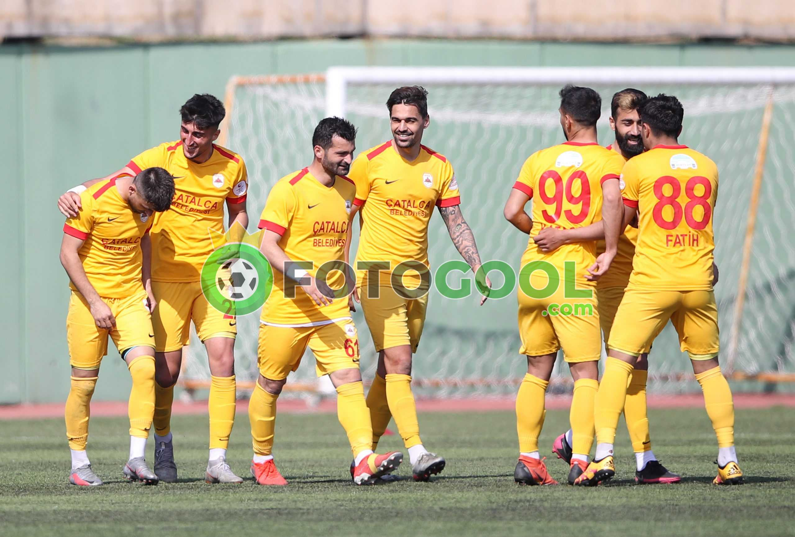 Çatalcaspor Altın değerinde üç puan aldı 1-0