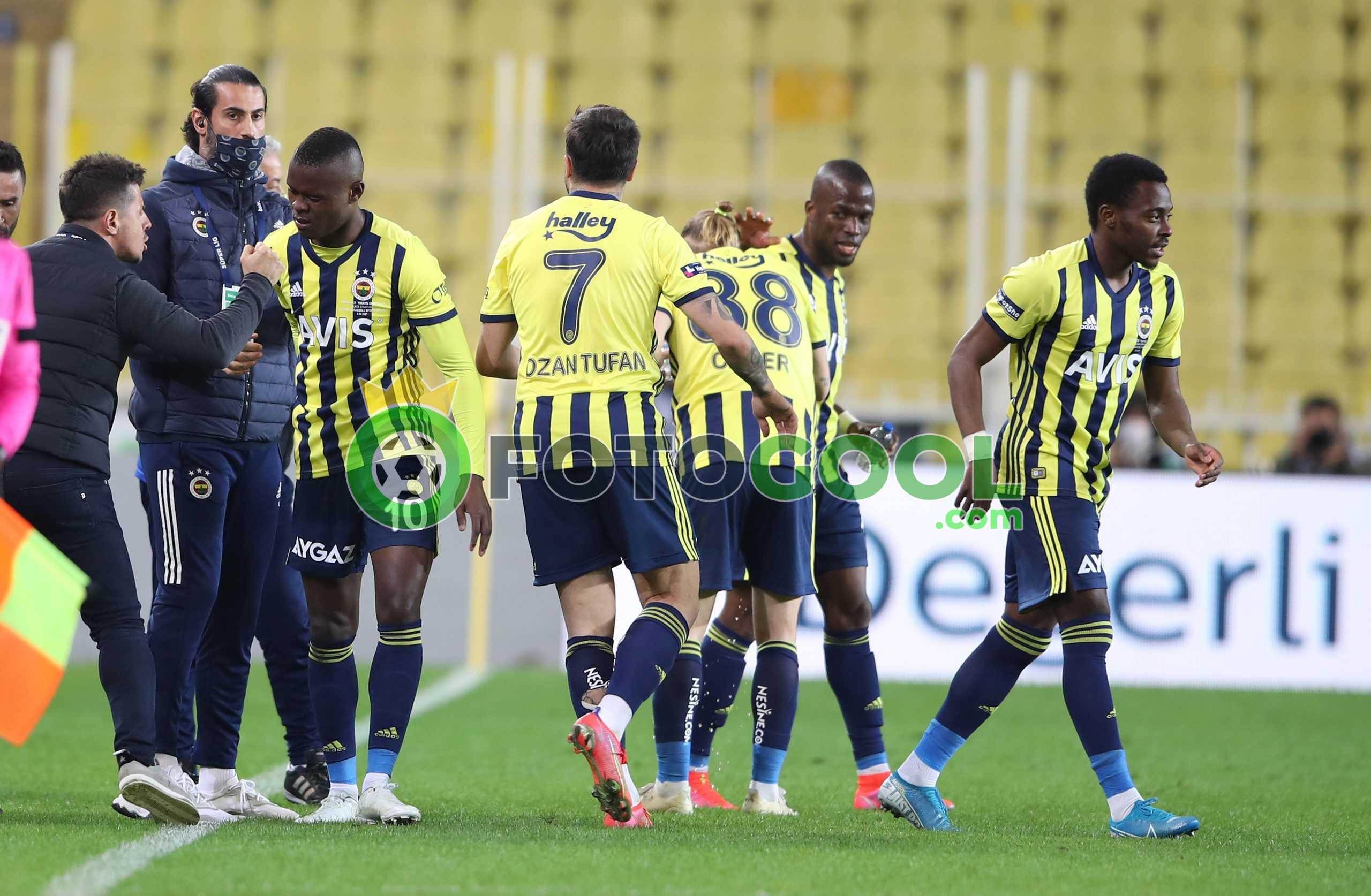 """Fenerbahçe """"Bende varım"""" dedi. 1-0"""
