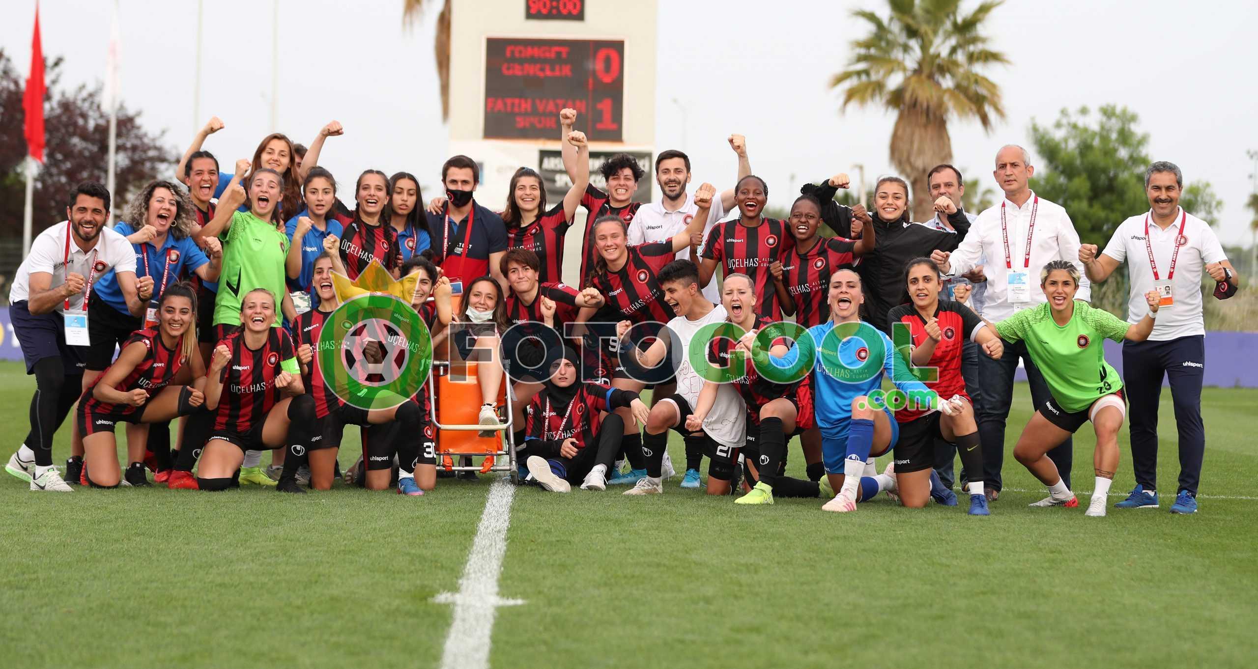 Fatih vatan Finalde  1-0