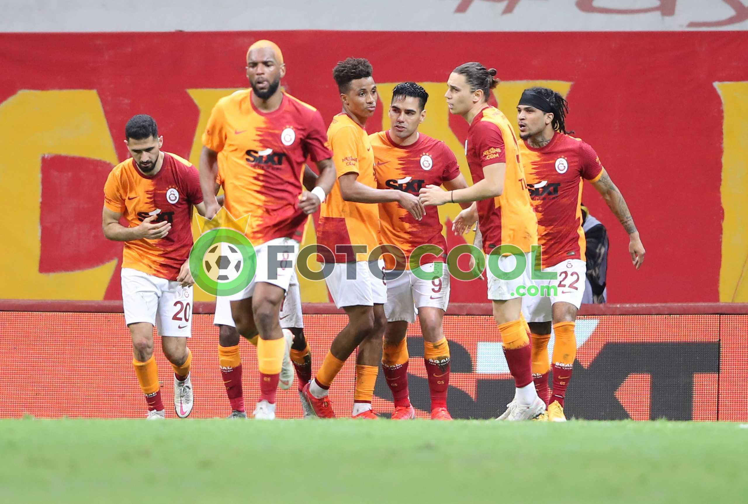 Beşiktaş'a Galatasaray engeli 3-1