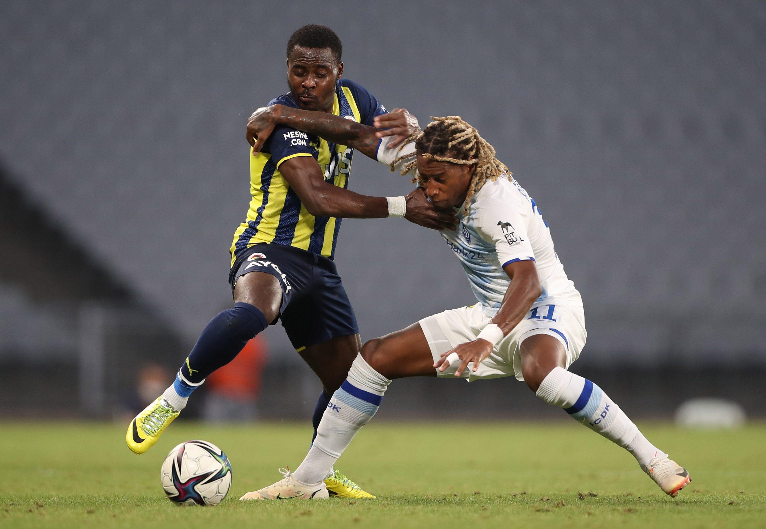 Kiev attı, Fenerbahçe yakaladı 1-1