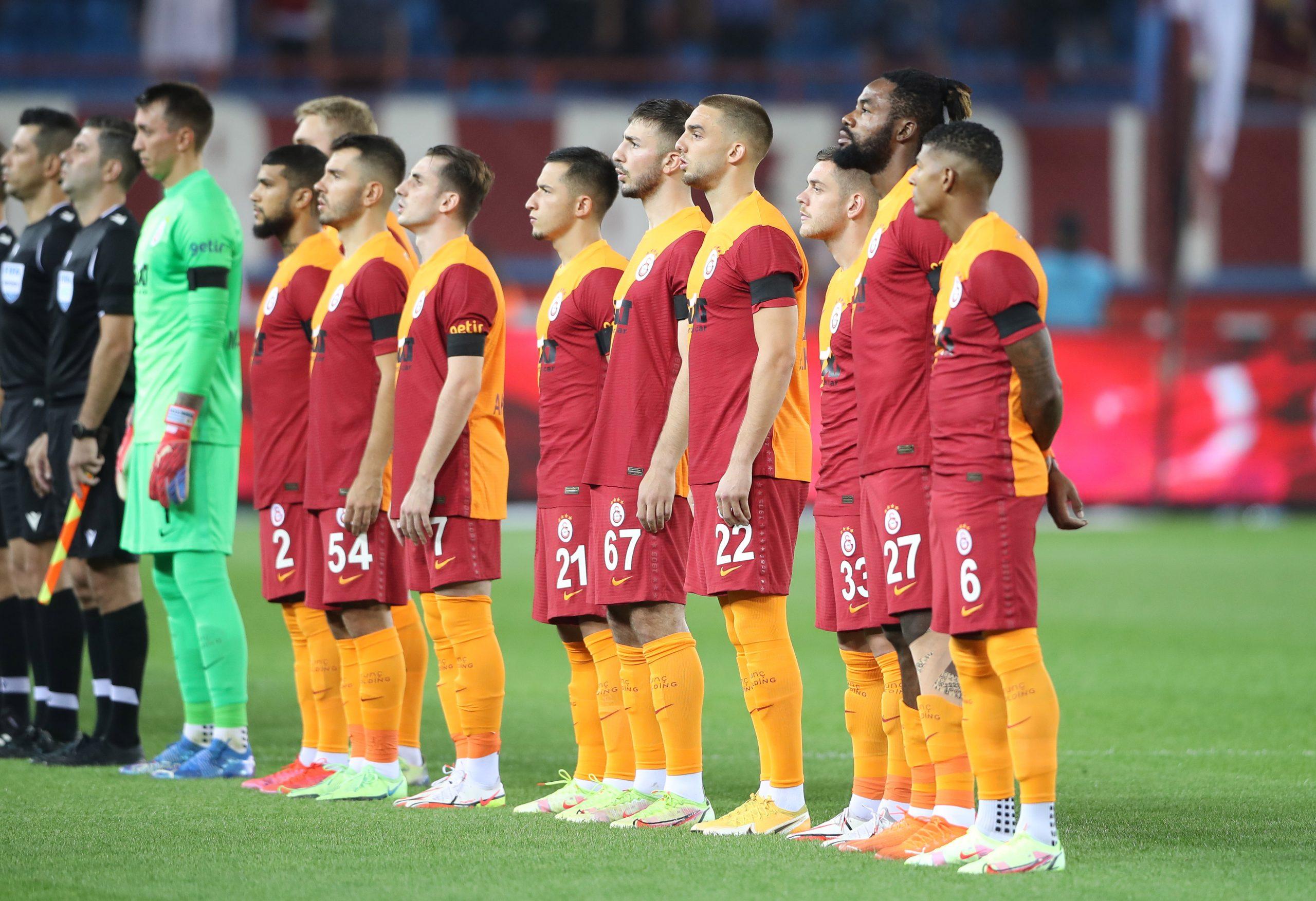 Galatasaray ikinci beraberliğini aldı